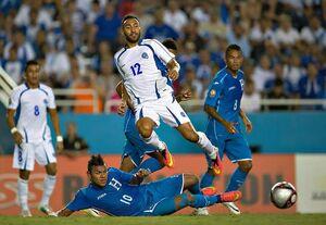 Copa centroamericana 2014 el salvador honduras 1