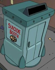 Будка самоубийств 001