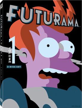 Futurama Volume 1