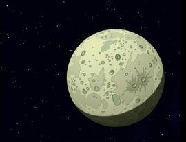 Луна 001