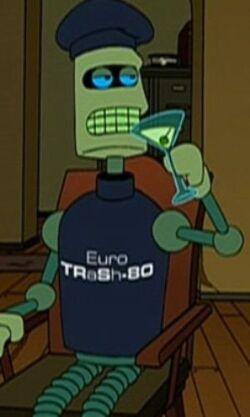 Робот Тэнди 001