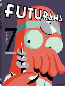 Futurama Volume 7