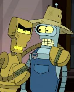 Билли Уэст (робот)