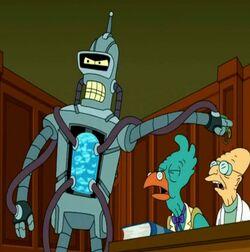 Bender Upgraded