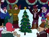 O feriado espetacular de Futurama