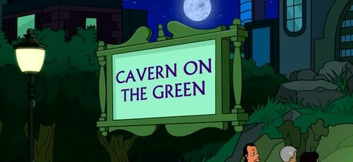 Cavern on the Green