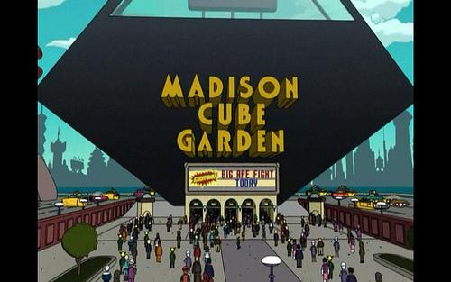 Madison Cube Garden