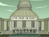 Neutropolis Neutral Capitol