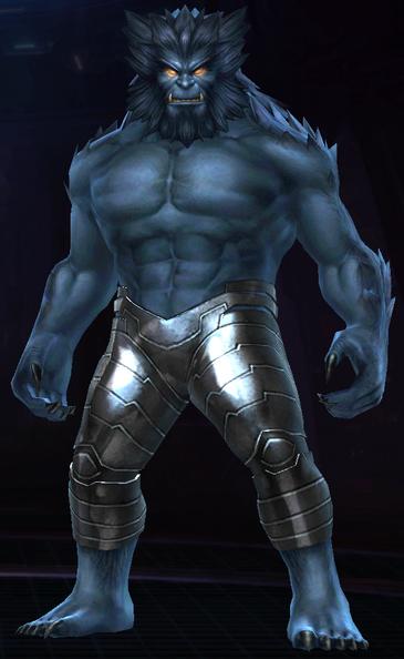 Beast (Age of Apocalypse)