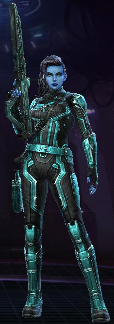 Minn-Erva (Marvel's Captain Marvel)