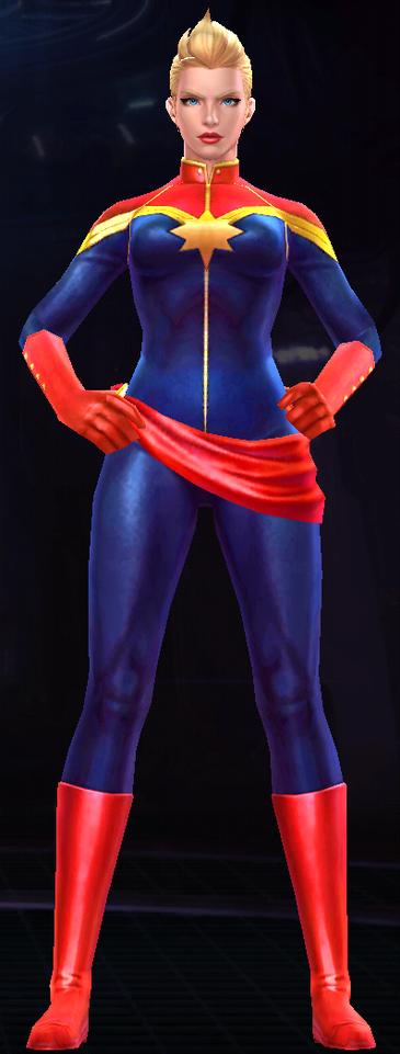 Captain Marvel (Modern)