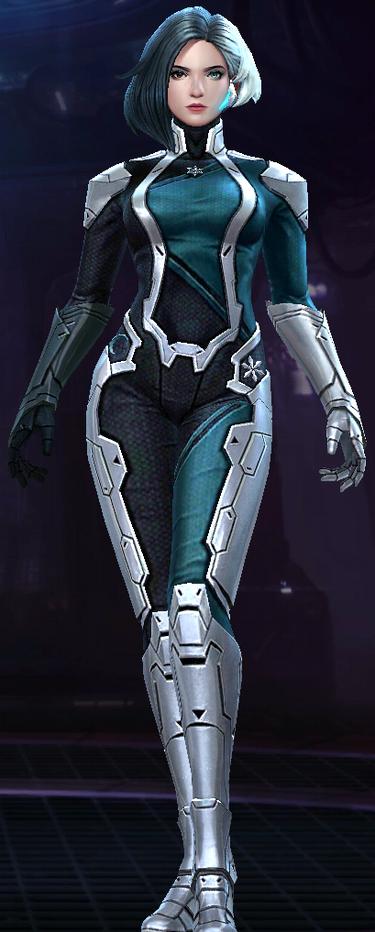 Luna Snow (Andromeda Suit)