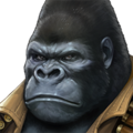 GorillaManIcon