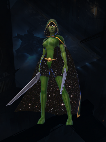 Gamora All New All Different