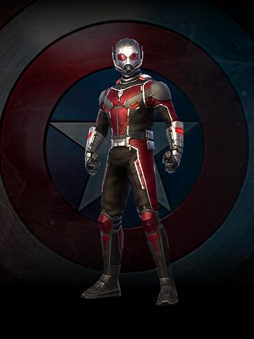 AntMan Civil War