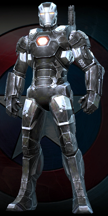 War Machine (Captain America Civil War)