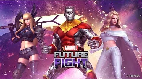 Angel, Colossus, Magik and Emma Frost Join Marvel Future Fight