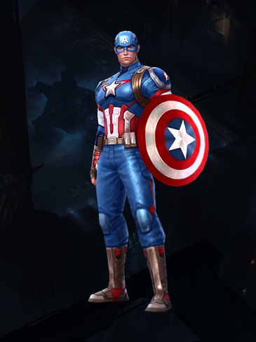 Captain America Age of Ultron