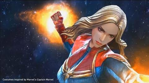 MARVEL Future Fight MARVEL's Captain Marvel Update!