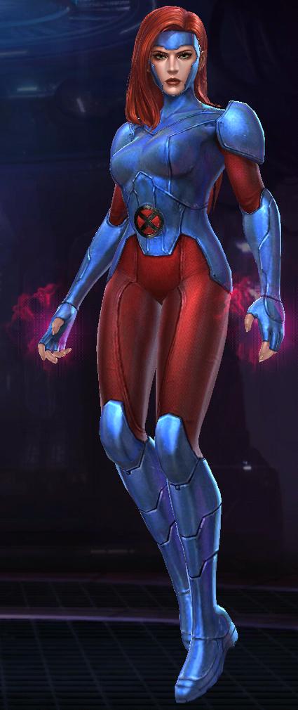 Jean Grey (X-Men Red)