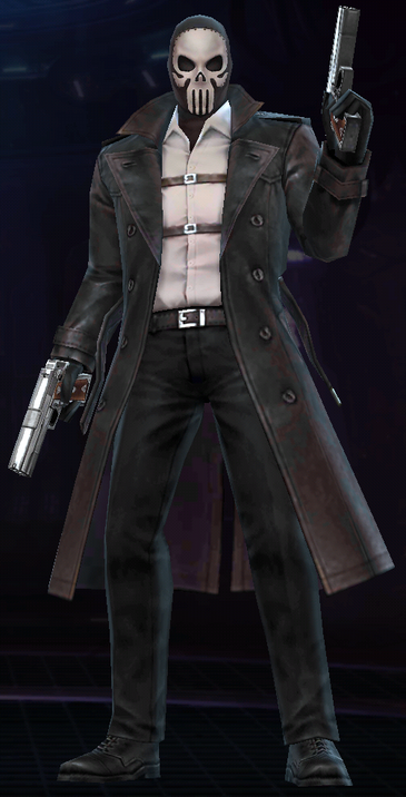 Punisher (Noir)