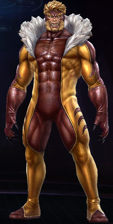 Sabretooth (Brotherhood of Mutants)