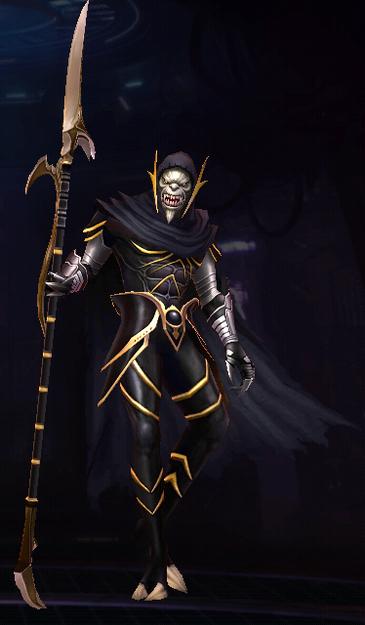 Corvus Glaive Infinity