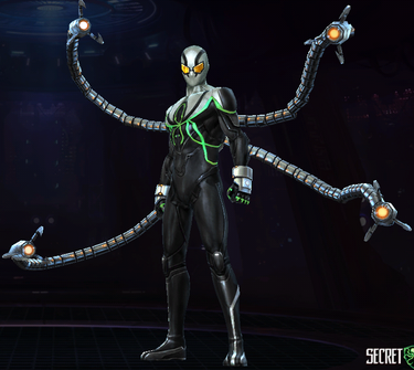Doctor Octopus (Superior Octopus)