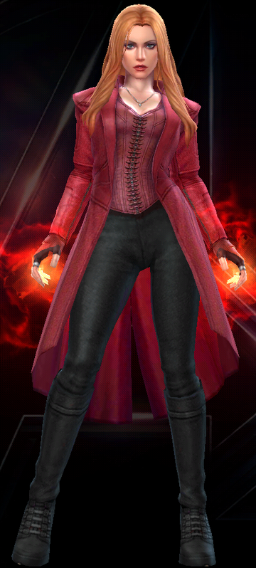 Scarlet Witch (Marvel's Avengers Infinity War)