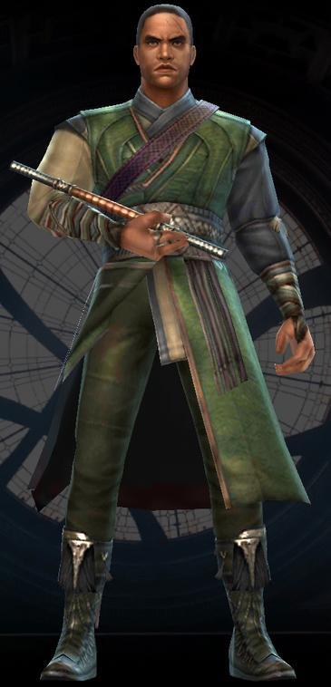 Baron Mordo (Mordo -Marvel's Doctor Strange-)
