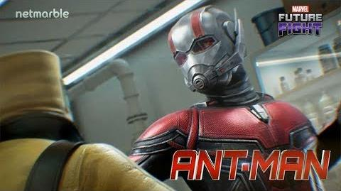 MARVEL Future Fight Ant-Man and the Wasp Update!