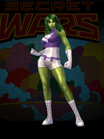 She Hulk All New