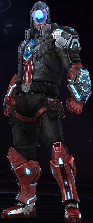 Captain America (Avengers 3099)