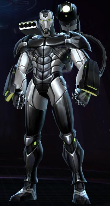 War Machine (Avengers The Initiative)