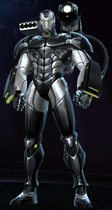 War Machine (Avengers The Initiative)