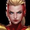 Captain Marvel Uniform I