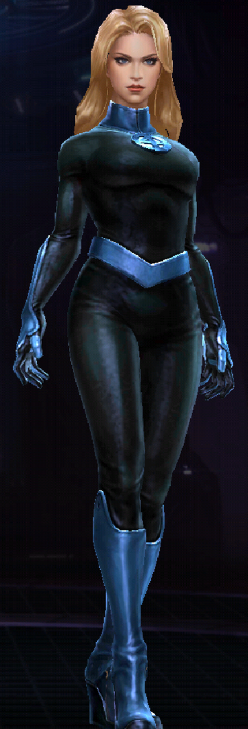 Invisible Woman (Modern)