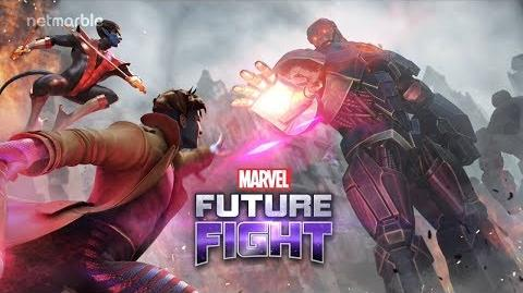 MARVEL Future Fight New X-Men Heroes await!!