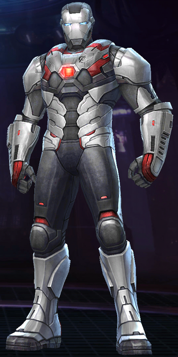 War Machine (Team Suit)