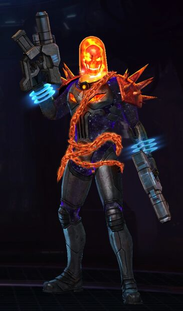 Punisher Cosmic Ghost Rider