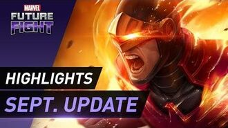 MARVEL Future Fight X-Men Phoenix Five Update!