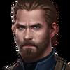 Captain America Uniform IIIIII
