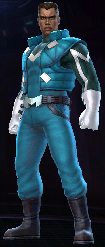 Blue Marvel (Ultimates)