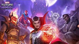 September Update Doctor Strange Damnation!