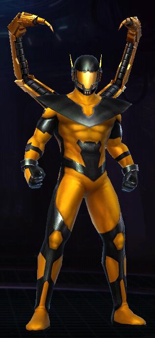 Yellowjacket Marvel Now!