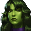 She-Hulk Uniform I
