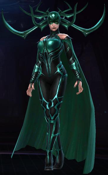 Hela (Marvel's Thor Ragnarok)