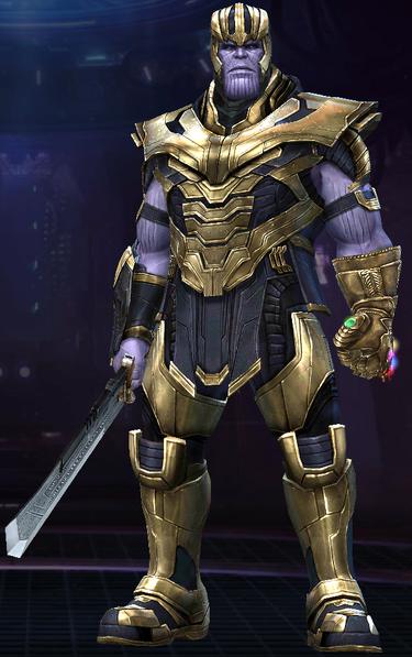 Thanos (Marvel's Avengers Endgame)