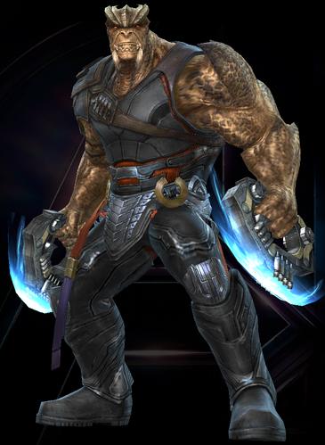 Black Dwarf (Cull Obsidian -Marvel's Avengers Infinity War-)