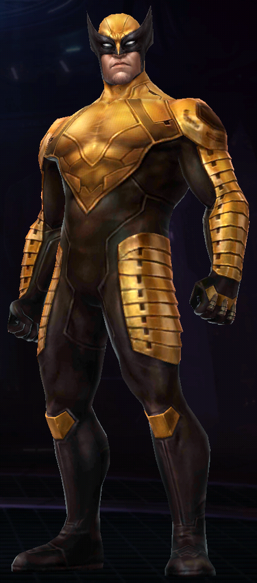 Wolverine (All-New Marvel Now!)